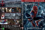 The Amazing Spider-Man 1+2 (2012/2014) R2 GERMAN Custom DVD Cover
