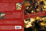 Kampf der Titanen/Zorn der Titanen (Titanen 2-Movie-Collection) R2 GERMAN Custom DVD Cover