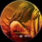Spring – Love is a Monster (2014) R2 German Custom Label