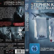 Stephen King`s A Good Marriage (2015) R2 German Custom Cover & Label