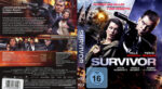 Survivor (2015) R2 German Custom Blu-Ray Cover & Label