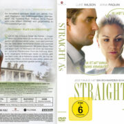 Straight As (2014) R2 German Cover & Custom Label