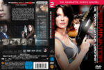 Terminator The Sarah Connor Chronicles Staffel 2 (2009) R2 German Cover & Labels
