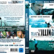 Texas Killing Fields – Schreiendes Land (2011) R2 German Cover & Label