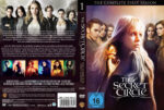 The Secret Circle Staffel 1 (2012) R2 German Custom Cover & Labels