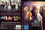 The Secret Circle Staffel 1 (2012) R2 German Custom Cover & Labels