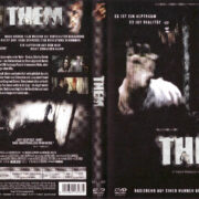 Them (2006) R2 German Cover & Label