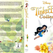 Tinkerbell – 6 Filme Collection (2016) R2 German Custom Cover & Labels