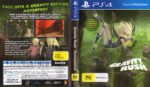 Gravity Rush Remastered (2016) PAL PS4 Cover