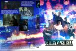 Ghost in the Shell (2017) R0 CUSTOM Cover & Label