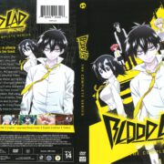Blood Lad Complete Series (2013) R1 DVD Cover