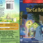 The Cat Returns (2002) R1 DVD Cover