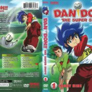 Dan Doh!! The Super Shot V1 Front Nine (2005) R1 Cover