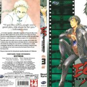 E'S Otherwise Volume 3 Head Spin (2005) R1 Cover