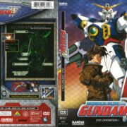 Gundam Wing Operation 1 (1995) R1 Cover