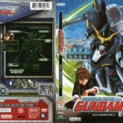 Gundam Wing Operation 2 (1995) R1 Cover