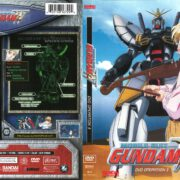 Gundam Wing Operation 3 (1995) R1 Cover