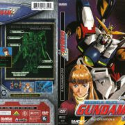 Gundam Wing Operation 6 (1995) R1 Cover