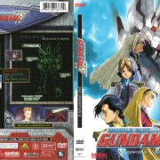 Gundam Wing Operation 8 (1995) R1 Cover