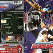 Gundam Wing Operation 10 (1995) R1 Cover