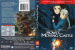 Howl's Moving Castle (2004) R1 Cover