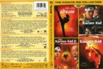 The Karate Kid Collection (2014) R1 Cover