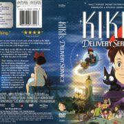 Kiki's Delivery Service (1989) R1 Cover