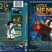 Little Nemo Adventures in Slumberland (2004) R1 Cover
