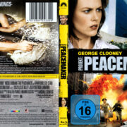 Projekt Peacemaker (1997) R2 German Blu-Ray Covers