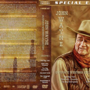 John Wayne Ultimate Western Collection – Volume 1 (1930-1933) R1 Custom Covers