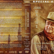 John Wayne Ultimate Western Collection – Volume 3 (1934) R1 Custom Covers