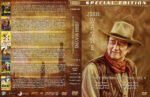 John Wayne Ultimate Western Collection – Volume 4 (1935) R1 Custom Covers