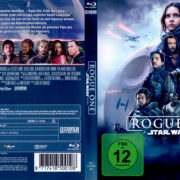 Star Wars: Rogue One (2016) R2 German Blu-Ray Cover