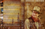 John Wayne Ultimate Western Collection – Volume 6 (1936-1942) R1 Custom Covers