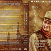 John Wayne Ultimate Western Collection – Volume 7 (1942-1948) R1 Custom Covers