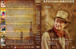 John Wayne Ultimate Western Collection – Volume 8 (1948-1953) R1 Custom Covers