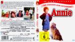 Annie (1982) R2 German Blu-Ray Cover