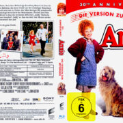 Annie (1982) R2 German Blu-Ray Cover