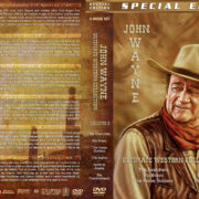 John Wayne Ultimate Western Collection – Volume 9 (1956-1961) R1 Custom Covers