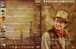 John Wayne Ultimate Western Collection – Volume 10 (1963-1970) R1 Custom Covers