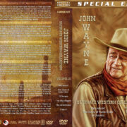 John Wayne Ultimate Western Collection – Volume 10 (1963-1970) R1 Custom Covers