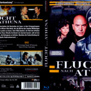 Flucht nach Athena (1979) R2 German Blu-Ray Covers