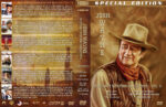 John Wayne Ultimate Western Collection – Volume 11 (1970-1976) R1 Custom Covers