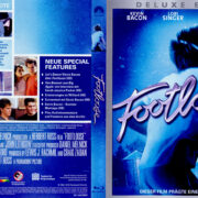 Footloose (1984) R2 German Blu-Ray Covers