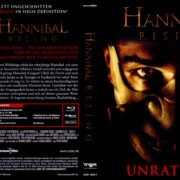 Hannibal Rising – Wie alles begann (2007) R2 German Blu-Ray Covers