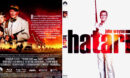 Hatari (1962) R2 German Blu-Ray Covers