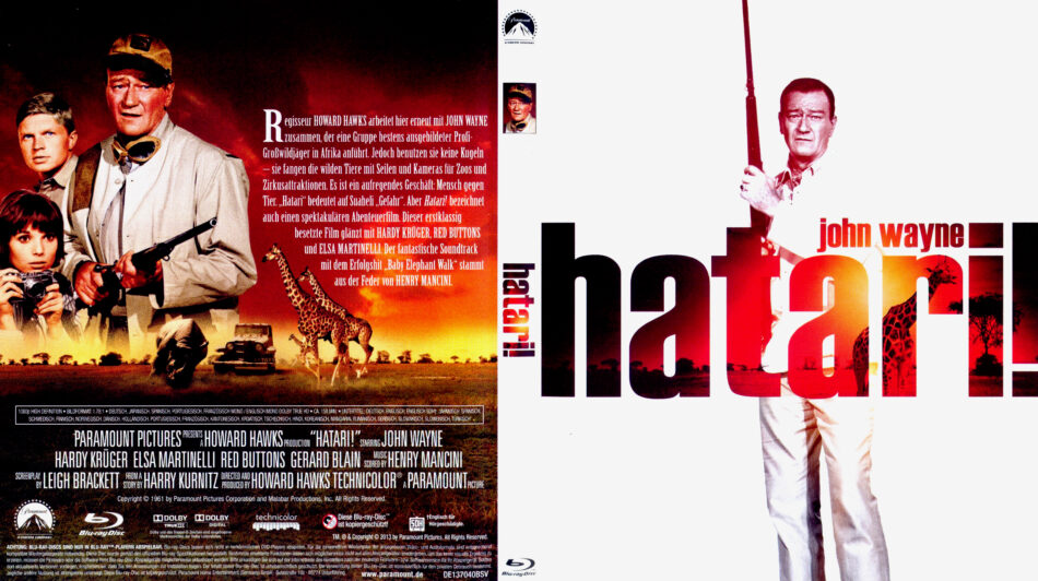 Hatari Film Deutsch