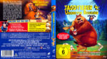 Open Season: Scared Silly (2015) R2 German Blu-Ray Cover