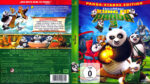 Kung Fu Panda 3 (2016) R2 German Blu-Ray Cover