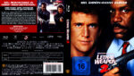 Lethal Weapon 2 – Brennpunkt L.A. (1989) R2 German Blu-Ray Cover